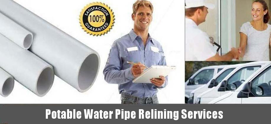 Blue Works, Inc. Potable Water Pipe Relining